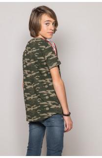 T-Shirt BANDO Garçon S19153B (42639) - DEELUXE