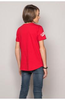 T-Shirt T-Shirt GRANT Garçon S19176B (42686) - DEELUXE