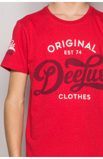 T-Shirt T-Shirt GRANT Garçon S19176B (42687) - DEELUXE
