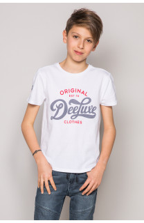 T-Shirt T-Shirt GRANT Garçon S19176B (42688) - DEELUXE