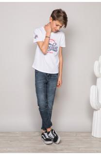 T-Shirt T-Shirt GRANT Garçon S19176B (42689) - DEELUXE