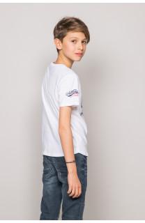 T-Shirt T-Shirt GRANT Garçon S19176B (42691) - DEELUXE