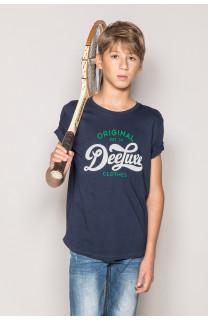T-Shirt T-Shirt GRANT Garçon S19176B (42693) - DEELUXE