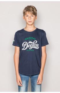 T-Shirt T-Shirt GRANT Garçon S19176B (42695) - DEELUXE