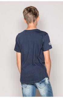 T-Shirt T-Shirt GRANT Garçon S19176B (42696) - DEELUXE