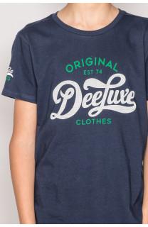 T-Shirt T-Shirt GRANT Garçon S19176B (42697) - DEELUXE