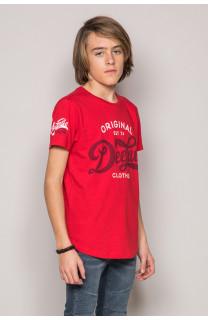 T-Shirt T-Shirt GRANT Garçon S19176B (42698) - DEELUXE