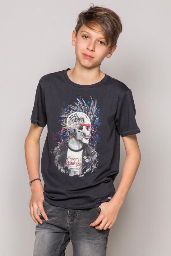 T-Shirt ENFIELDON Garçon S19188B (42710) - DEELUXE