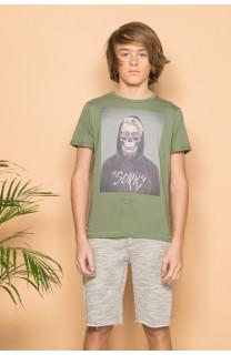 T-Shirt T-Shirt JUST Garçon S19189B (42711) - DEELUXE