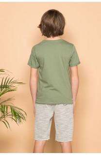 T-Shirt T-Shirt JUST Garçon S19189B (42712) - DEELUXE