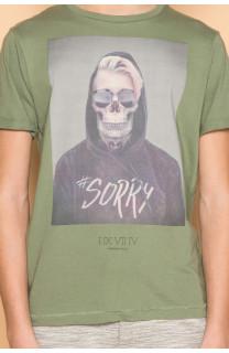 T-Shirt T-Shirt JUST Garçon S19189B (42713) - DEELUXE
