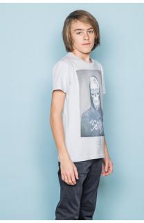 T-Shirt T-Shirt JUST Garçon S19189B (42714) - DEELUXE