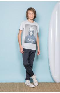 T-Shirt T-Shirt JUST Garçon S19189B (42715) - DEELUXE
