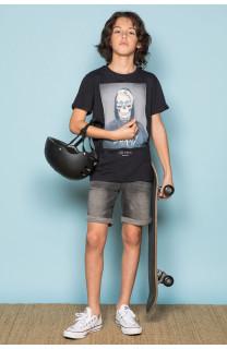 T-Shirt T-Shirt JUST Garçon S19189B (42725) - DEELUXE