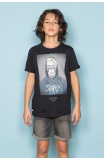 T-Shirt T-Shirt JUST Garçon S19189B (42726) - DEELUXE