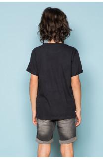 T-Shirt T-Shirt JUST Garçon S19189B (42727) - DEELUXE