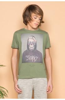 T-Shirt T-Shirt JUST Garçon S19189B (42729) - DEELUXE