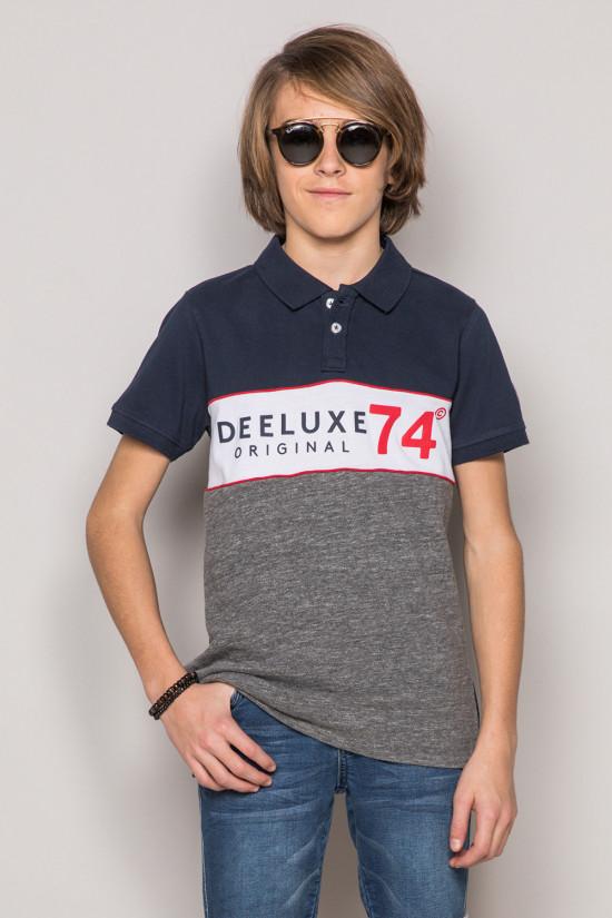 Polo SQUADS Garçon S19208B (42793) - DEELUXE