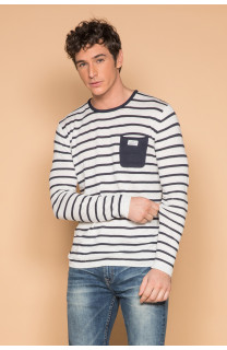 Pull PULL MARCO Homme S19319 (42855) - DEELUXE