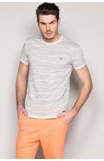 T-Shirt T-SHIRT KISHI Homme S19149 (42864) - DEELUXE