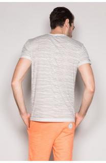 T-Shirt T-SHIRT KISHI Homme S19149 (42867) - DEELUXE
