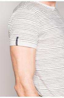 T-Shirt T-SHIRT KISHI Homme S19149 (42868) - DEELUXE
