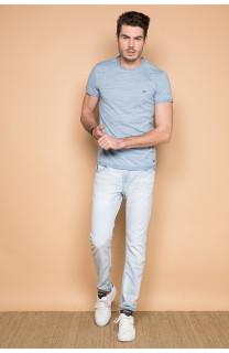 T-Shirt T-SHIRT KISHI Homme S19149 (42870) - DEELUXE
