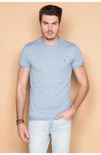 T-Shirt T-SHIRT KISHI Homme S19149 (42871) - DEELUXE