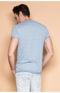 T-Shirt T-SHIRT KISHI Homme S19149 (42872) - DEELUXE