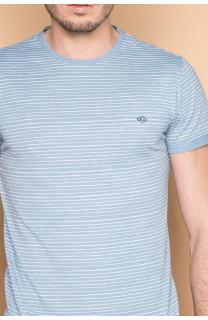 T-Shirt T-SHIRT KISHI Homme S19149 (42873) - DEELUXE