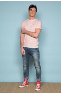 T-Shirt T-SHIRT KISHI Homme S19149 (42875) - DEELUXE