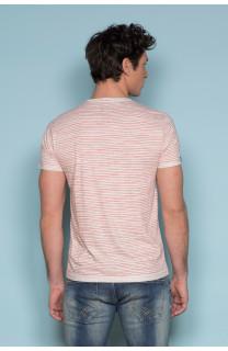 T-Shirt T-SHIRT KISHI Homme S19149 (42877) - DEELUXE