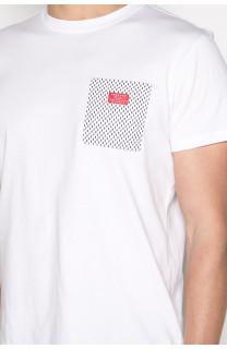 T-Shirt T-SHIRT MESH Homme S19164 (42879) - DEELUXE
