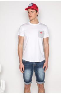 T-Shirt T-SHIRT MESH Homme S19164 (42882) - DEELUXE
