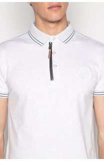 Polo POLO ECLAIR Homme S19214 (42884) - DEELUXE