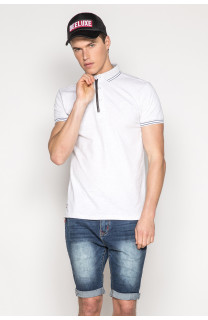 Polo POLO ECLAIR Homme S19214 (42885) - DEELUXE