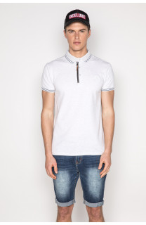 Polo POLO ECLAIR Homme S19214 (42887) - DEELUXE