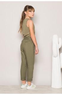 Pantalon ELIDA Fille S19725G (42917) - DEELUXE