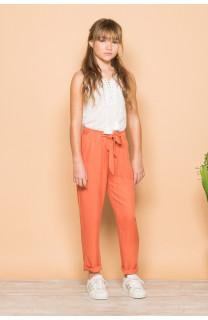Pantalon ELIDA Fille S19725G (42920) - DEELUXE