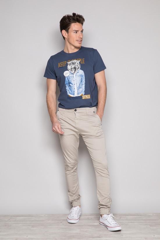 Pantalon GARDENIA Homme Deeluxe