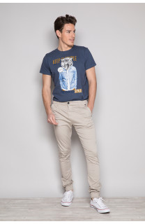 Pantalon PANTALON GARDENIA Homme S197018 (42935) - DEELUXE
