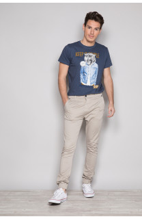 Pantalon PANTALON GARDENIA Homme S197018 (42939) - DEELUXE