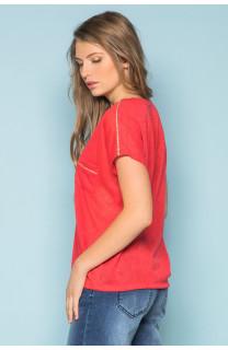T-Shirt T-Shirt SANTI Femme S19113W (42945) - DEELUXE