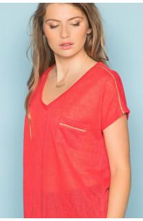 T-Shirt T-Shirt SANTI Femme S19113W (42946) - DEELUXE