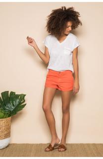 T-Shirt T-Shirt SANTI Femme S19113W (42948) - DEELUXE
