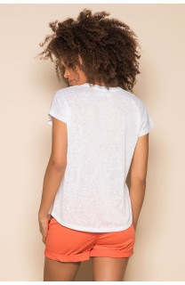 T-Shirt T-Shirt SANTI Femme S19113W (42950) - DEELUXE