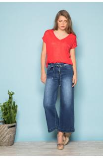 T-Shirt T-Shirt SANTI Femme S19113W (42953) - DEELUXE
