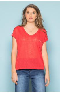 T-Shirt T-Shirt SANTI Femme S19113W (42954) - DEELUXE
