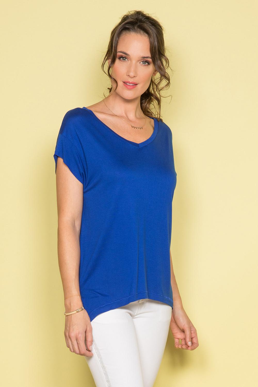 T-Shirt T-SHIRT SWEET Femme S19131W (42963) - DEELUXE