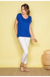 T-Shirt T-SHIRT SWEET Femme S19131W (42964) - DEELUXE